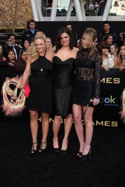 Miranda Lambert, Angaleena Presley and Ashley Monroe of The Pistol Annies