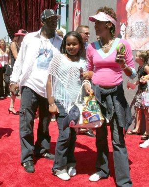 Bobby Brown, Whitney Houston, Bobbi Christina Brown