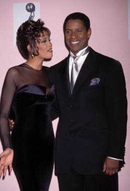 Whitney Houston, Denzel Washington