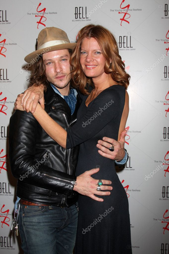 Michael Graziadei Michelle Stafford Stock Editorial Photo C Jean Nelson 11737369