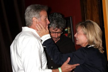 Tristan Rogers and Mary Beth Evans