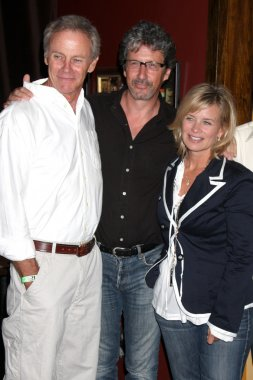 Tristan Rogers, Charles Shaughnessy and Mary Beth Evans