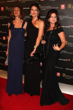 Wendie Malick, Jane Leeves and Valerie Bertinelli