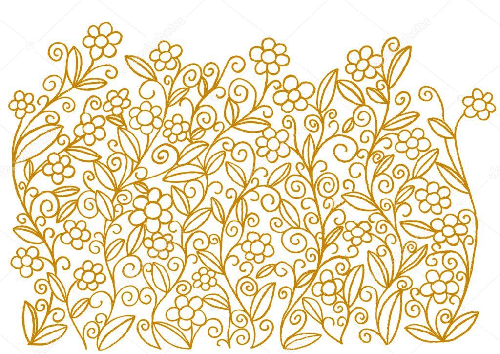 Fresh & young, classy & elegant ornamental flowering meadow