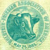 znak s krávou