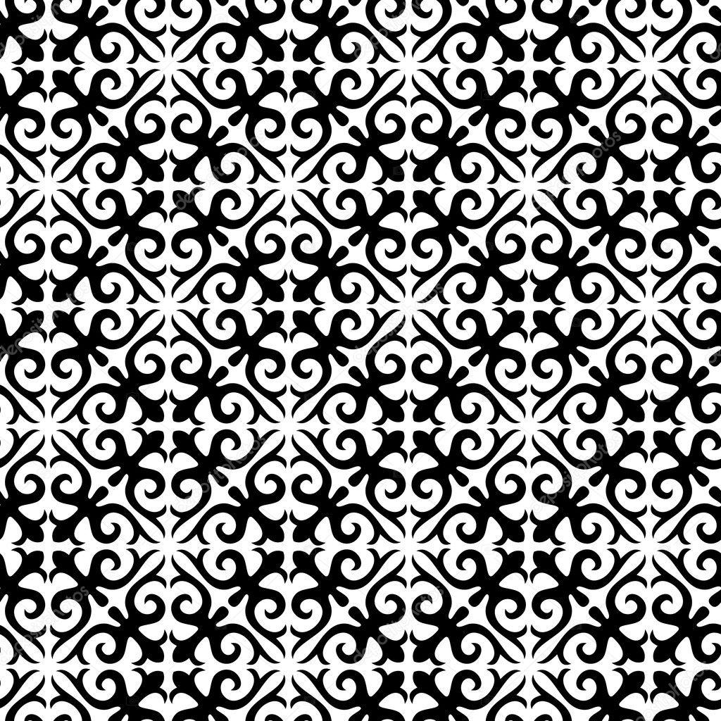 Oriental pattern — Stock Vector © bowerjump #11878034