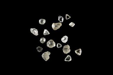 Rough diamonds from DR Congo
