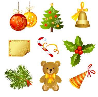 Vector Christmas icon