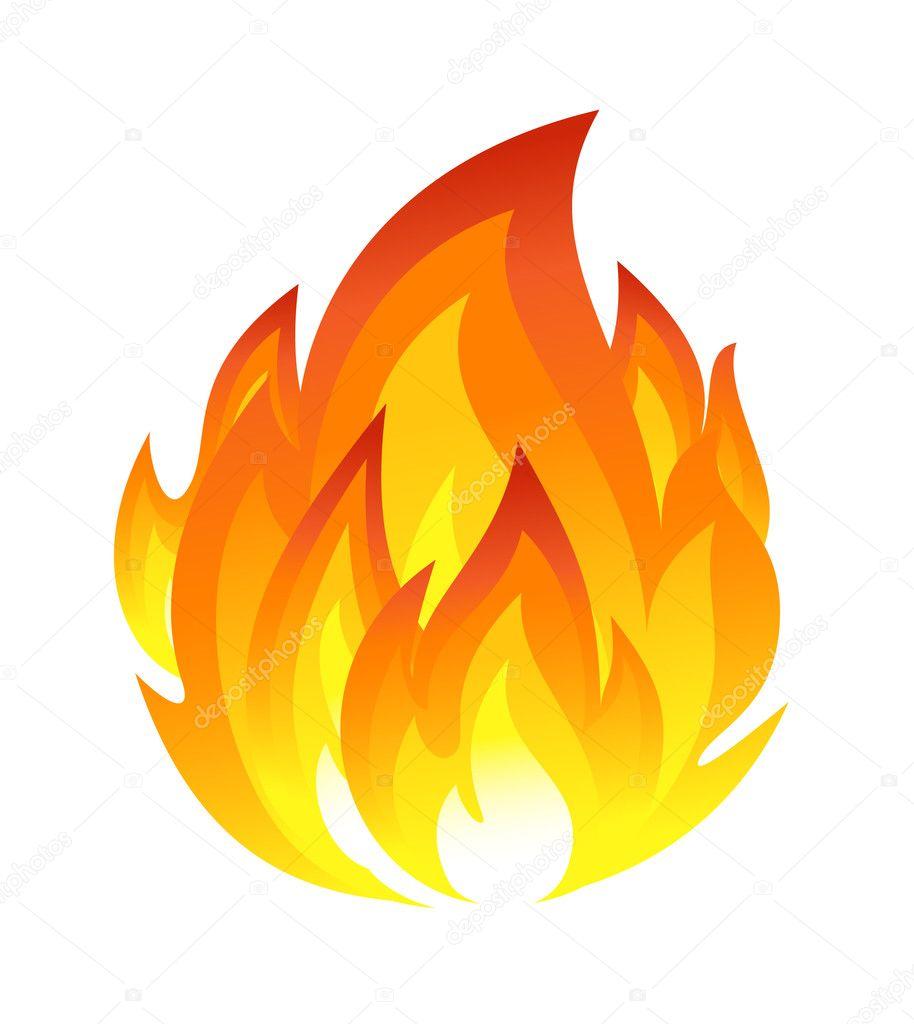 Symbol of fire