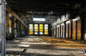 Old industrial building.