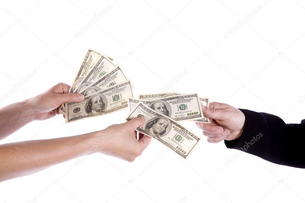 Pagandole otro mes de renta por adelantado a mi casero 2