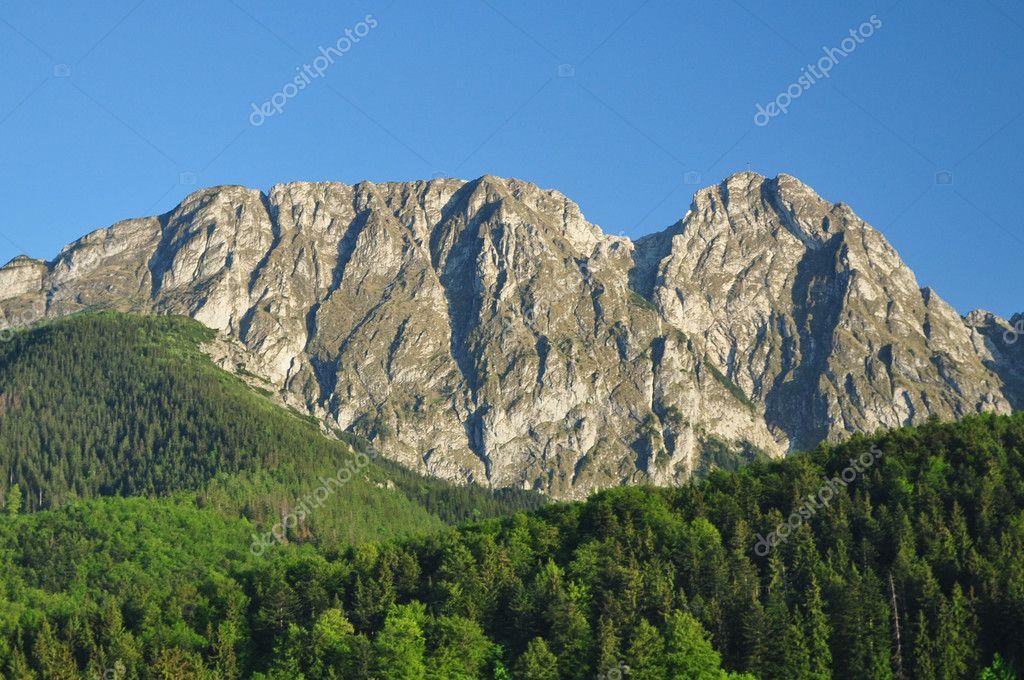 Tatra mountains Giewont - Zakopane Poland