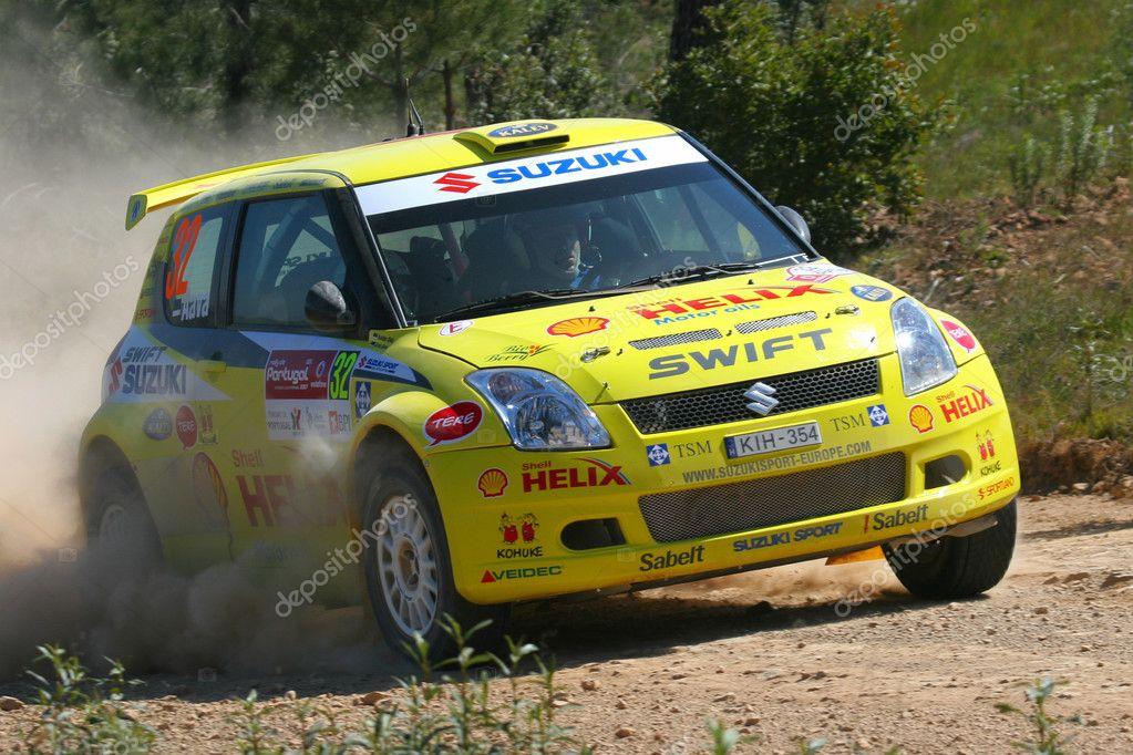 Rallye Auto Der Welt Redaktionelles Stockfoto C Fnalphotos 12051837