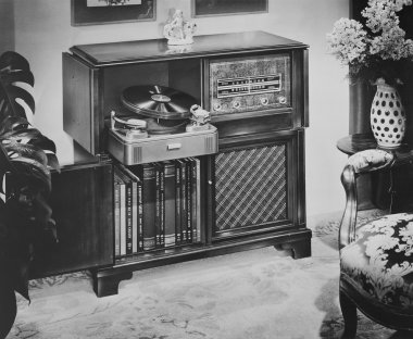 Philco Radio phonograph