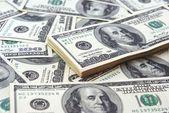 Dolar banky peníze pozadí