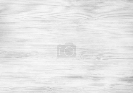 Photo for Black and white light wood texture - Royalty Free Image