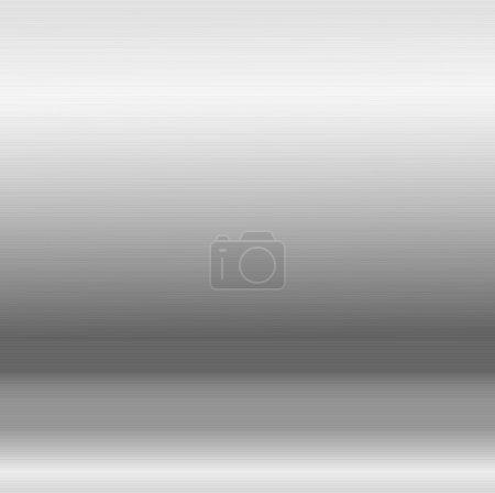 Vector seamless aluminum texture