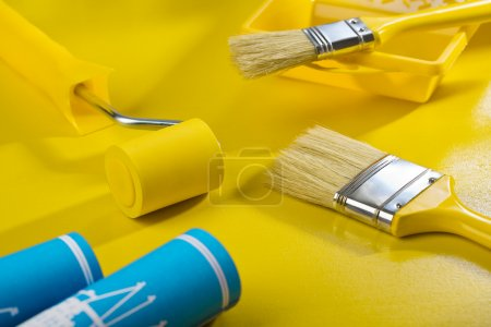 Composition of painting tools