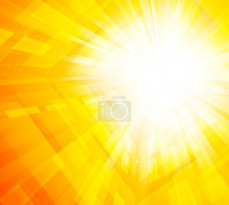 Bright oarnge background