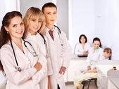 Lékařské vyšetření dítěte