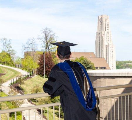 Graduate of UPitt in Pittsburgh