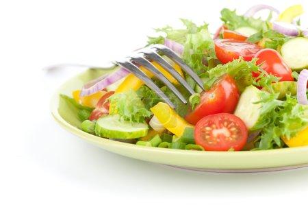 Foto de Ensalada saludable - Imagen libre de derechos