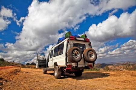 Travel in africa