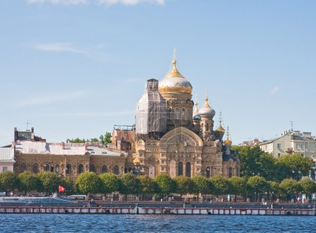 St. Petersburg. Church of the Assumption of the Virgin Mary