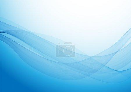 Foto de Fondo azul abstracto - Imagen libre de derechos