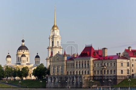 Spaso-preobrazheniky cathedral on Volga