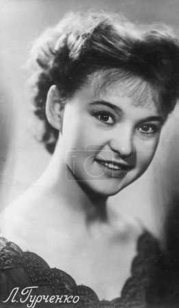 Ludmila Gurchenko - Soviet and Russian film and stage actress, singer