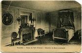 Bedroom of Marie-Antoinette, Petit Trianon Palace, Versailes