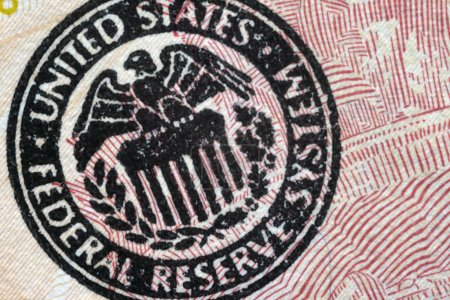 United States Federal Reserve System symbol.
