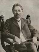 Writer Anton Chekhov, 1890
