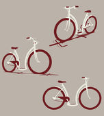 Vector bicycles