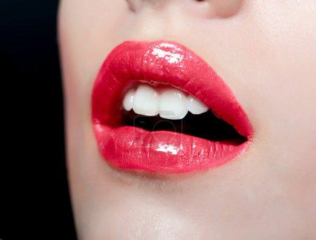 Sensual mouth