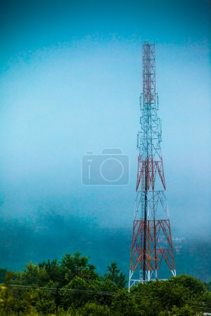 Cellphone Antenna Communications Tower