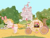 Fairytale carriage