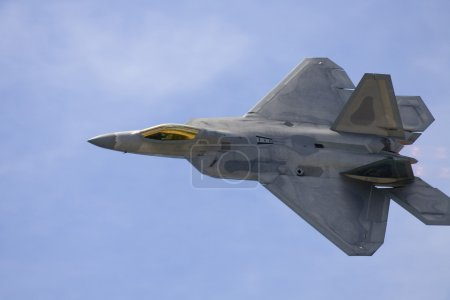 Photo for F22 Raptor Fighter - Royalty Free Image