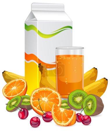 Fruits & juice