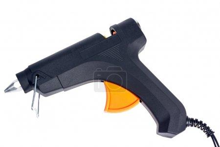 Electric hot glue gun