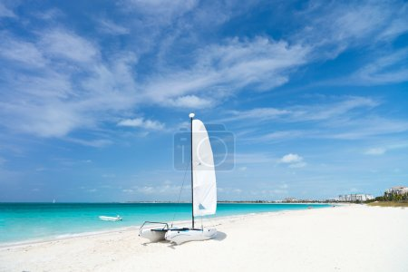 Photo for Grace bay beach at Providenciales on Turks and Caicos islands - Royalty Free Image