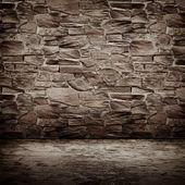 Stone vintage wall