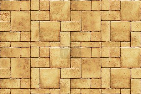 Seamless blocks