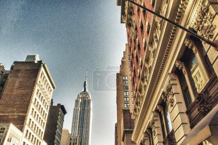 Manhattan Buildings and Skyscrapers
