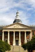 entrée de Maryland state capitol