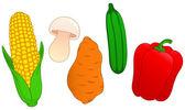 Vegetable set 3