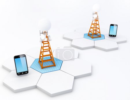 Cell site