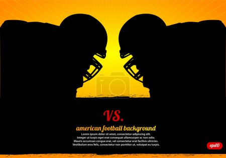 American Football Face-off