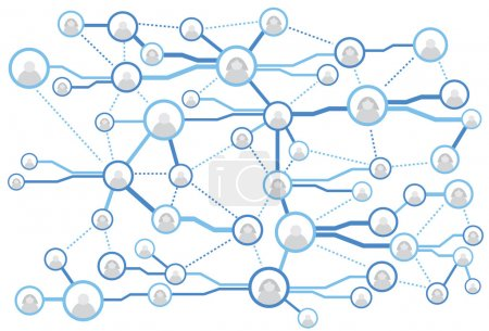 Business and social networking